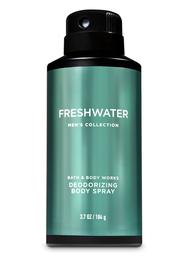 Bath & Body Works Perfume Deo Mist Freshwater 104 g