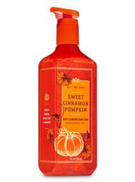 Bath & Body Works Jabón Exfoliante Sweet Cinnamon Pumpkin 236 mL