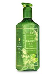 Bath & Body Works Jabón Exfoliante Eucalyptus Mint 236 mL
