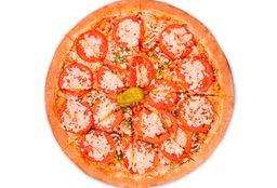 Pizza The Vegan Queen Familiar