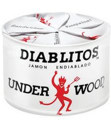 Diablito Jamón Hunder Wood