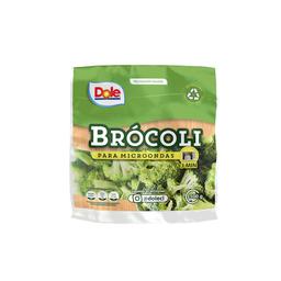 Brócoli Microondas