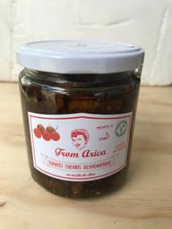 Tomates cherrys deshidratados