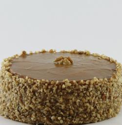 Torta Panqueque Manjar Nuez