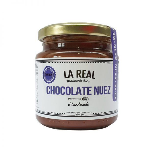 Chocolate nuez