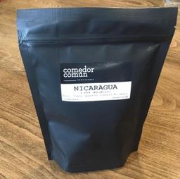 Café grano nicaragua molido