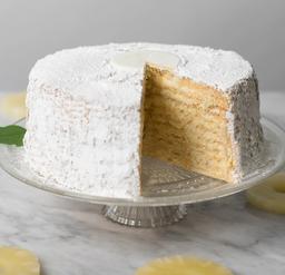 Torta Nuez Manjar, 15 Personas
