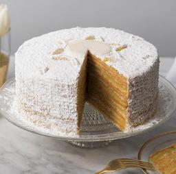 Torta Manjar Huevo Moll, 15 Personas