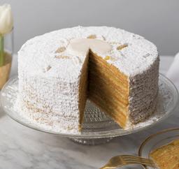 Torta Manjar Huevo Moll, 10 Personas