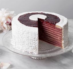Torta Frambuesa, 10 Personas