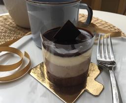 Torta Individual - Trilogía de Chocolate