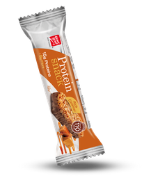 Barra protein snack rich caramel