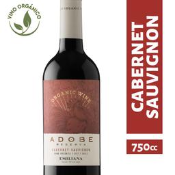 Vino orgánico Cabernet Sauvignon