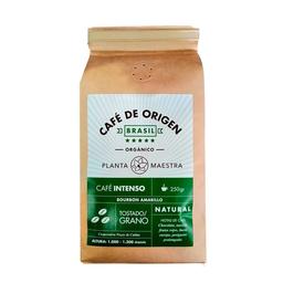 Café en grano orgánico brasil
