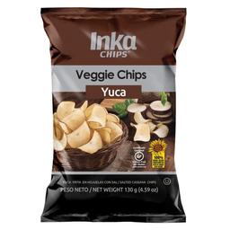 Veggie chips yuca frita