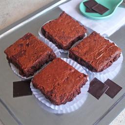 Brownie Chocolate Sin Gluten (1u)