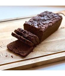 Keto queque de cacao bajo en carbohidratos