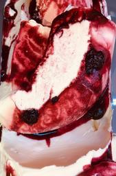 Helado Artesanal - Yogurt Guinda Ácida