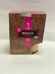 Merenguitos chocolate sin azúcar