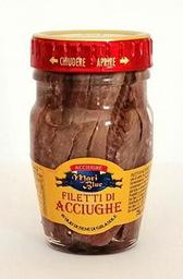 Filete de anchoas italiana