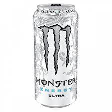 Monster ultra sin calorías 473 ml.