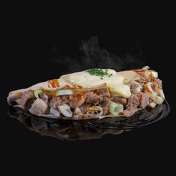 Crepe de Carne