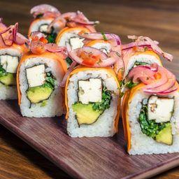 Tofu Carrot Nikkei