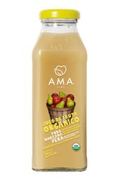 Jugo Manzana Pera orgánico