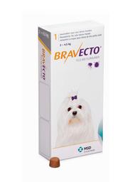 Bravecto 2- 4.5 kg