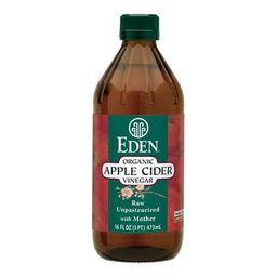 Vinagre organico de manzana