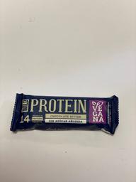 Barra wild protein vegana (sabor chocolate bitter)