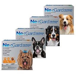 Nexgard 4.1- 10 kg