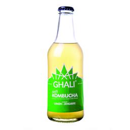 kombucha Limón-Jengibre 330 ml