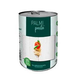 Tallarín de palmito low carb libre de gluten lata de 400 grs