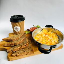 Desayuno huevos de Campo