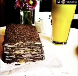 Chojarasca vop torta 15 porciones SIN GLUTEN
