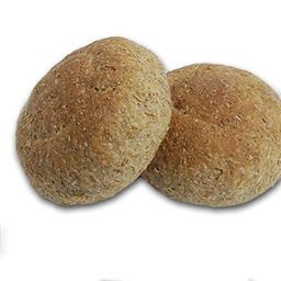 Pan amasado integral