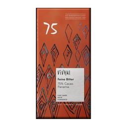 Chocolate feine bitter 75% cacao