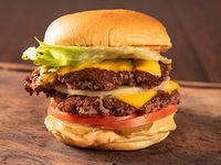 California Dream Doble Burger