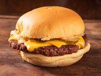 Cheeseburger Veggie