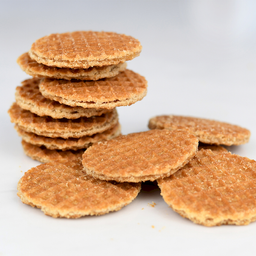 Stroopwafel Mini Caramelo