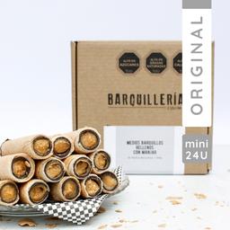 Mini Barquillo Original