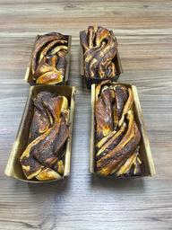 Babka de chocolate