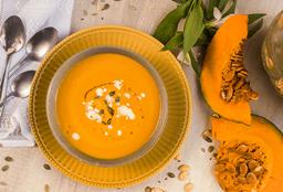 Deliciosa Pumpkin Soup