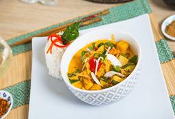 Massaman Curry Vegetariano