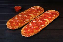 Los Reyes Pepperoni x2