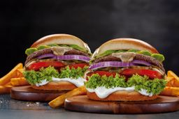 2x Búfalo Burger