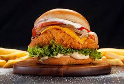 Cripsy Chicken Burger