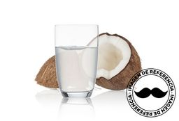 Agua de Coco con Pulpa
