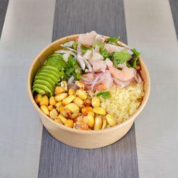 Gohan Ceviche
